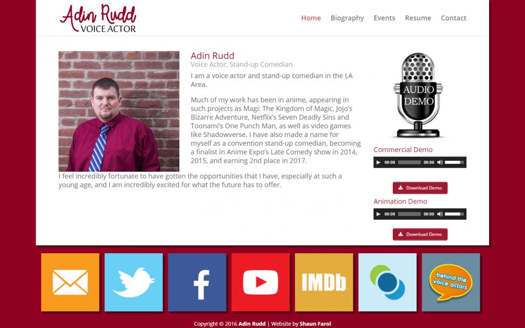 Adin Rudd
