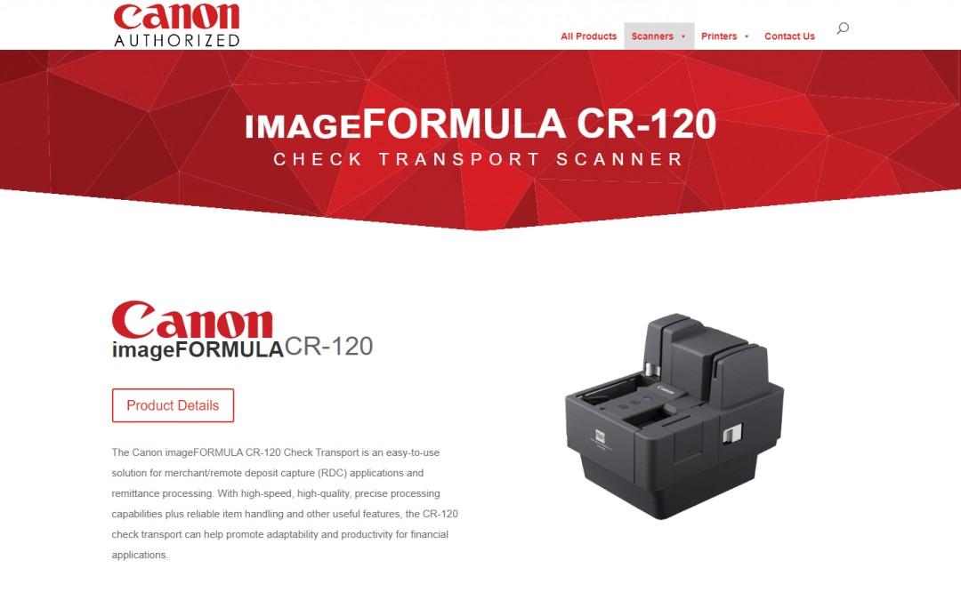 Canon Authorized