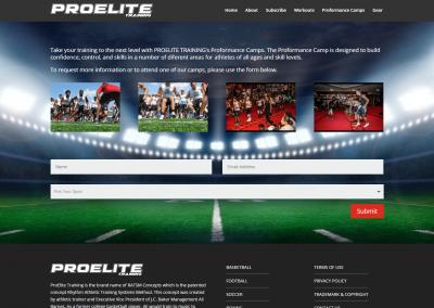 ProElite Training