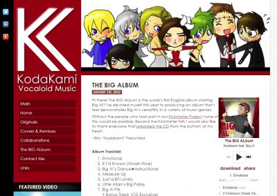 Kodakami Music
