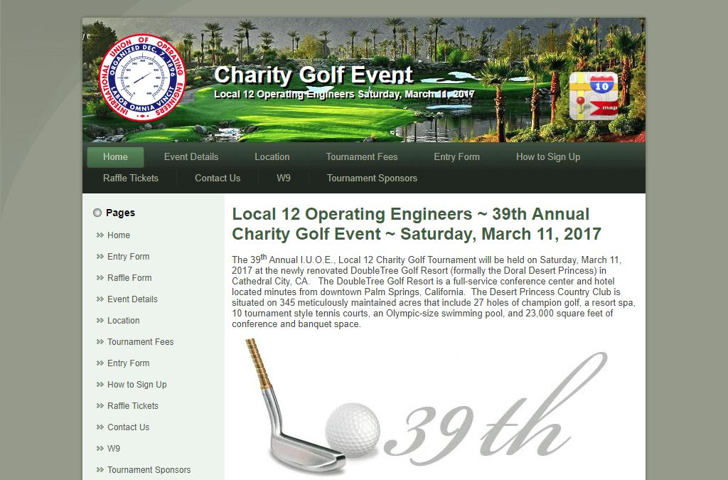 I.U.O.E. Local 12 Charity Golf Committee Inc