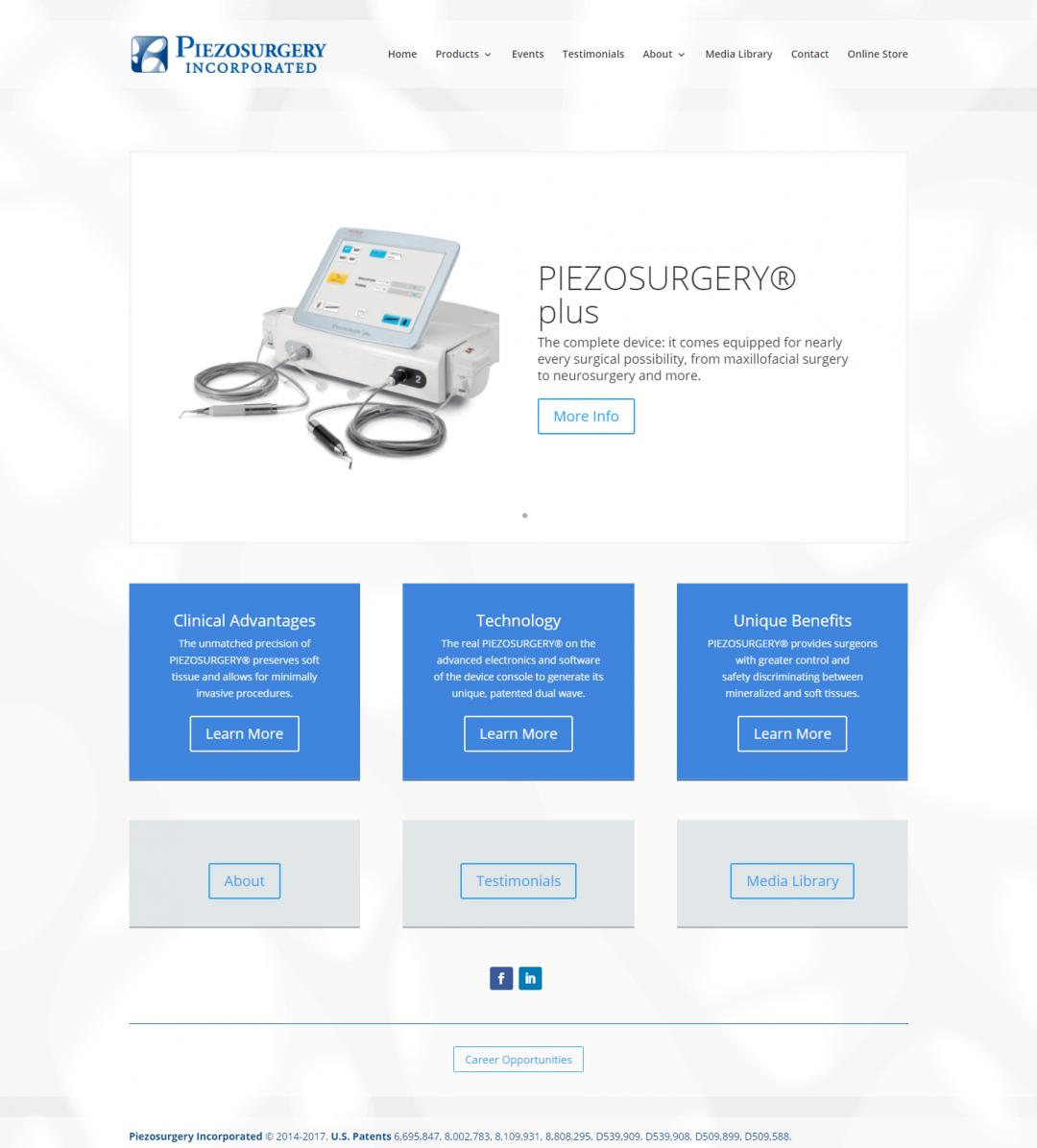 Piezosurgery Incorporated