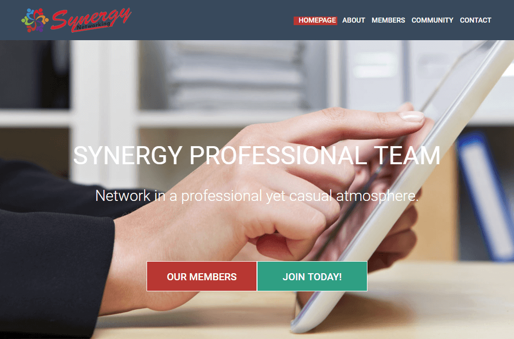 Synergy Networking Team