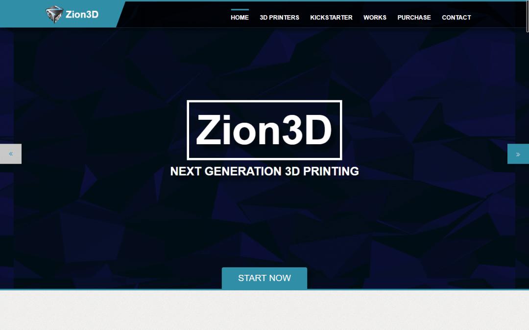 Zion 3D